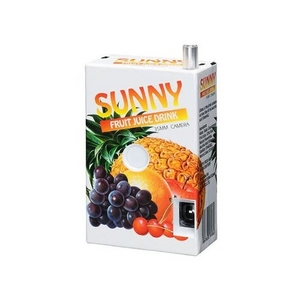 Sunny Fruit Juice Camera