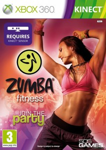 Zumba Fitness: Join the Party для Kinect (Xbox 360)