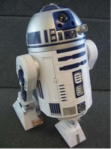Робот R2-D2 Interactive Astromech Droid Star Wars (38см)