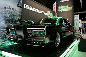 Green Hornet's Black Beauty