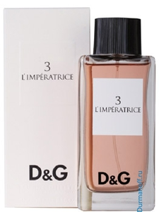 Dolce&Gabanna L'imperatrice