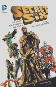 Secret Six vol 1: Villains United