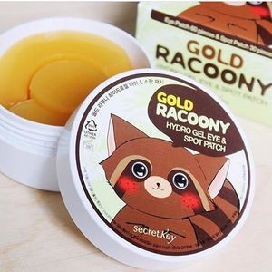 Secret Key gold racoony hydro gel and spot patch