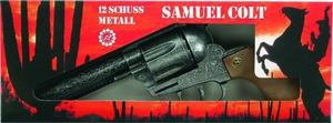 Samuel Colt antique Schrodel