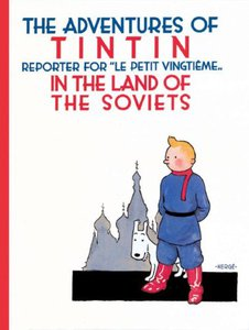 Tintin in the Lands of the Soviets (Eng или французск.)