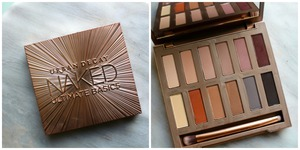 Палетка теней Ultimate Basic Urban Decay