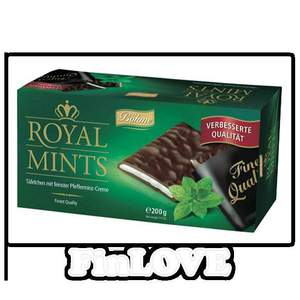 Шоколад Royal Mints