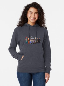 Critical Role Cuties Lightweight Hoodie