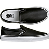 Vans Leather Classic Slip-Ons