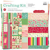 бумагаCosmo Cricket - Jolly By Golly Collection - Paper Crafting Kit, CLEARANCE