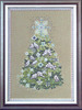 Christmas Tree 2007 Chart Pack with Embellishments