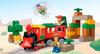 Преследование поезда. Лего, дупло, игрушечная история.