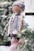 подписаться на автора.  Елизавета Кармазинова.  Автор идеи и куклы Татьяна Коннэ Кукла сделана: декабрь 2011 Рост...