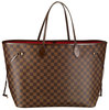 Louis Vuitton Neverfull MM in Damier Canvas