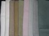 Лен и равномерка для вышивки