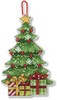 Dimensions Tree Counted Cross Stitch Ornament_70-08898