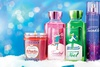 Гели для душа bath and body works