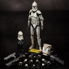 Sideshow Collectibles Star Wars — Clone Trooper Deluxe Veteran