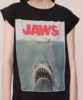 "Майка Pull and Bear ""JAWS"""