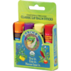 Badger Classic Lip Balm 4-Pack - Green Box