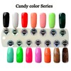 Candy Colors Nail UV Gel Polish