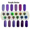 Purple Series Nail UV Gel Soak Off Polish