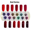 Red Series Nail UV Gel Soak Off Polish