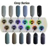 Grey Series Nail UV Gel Soak Off Polish