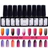 Temperature Change Colour Nail UV Gel