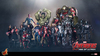 HotToys Avengers Action Figures