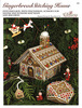Gingerbread Stitching House Chart Leaflet