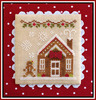Gingerbread House 3 - Gingerbread Village 5 Country Cottage Needleworks