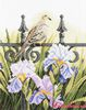 Backyard beauties - dove 35137 Lanarte