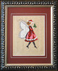 Christmas Elf Fairy - Mirabilia Cross Stitch Kit