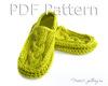 Вязаные носки или следики/тапочки 36/37 размера