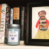 book lovers' soy candles