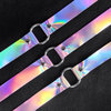 Holographic O-Ring Choker / Etsy - Neonalien