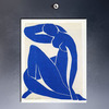 blue-nude-1952 Giclee poster art print By Henri Matisse print Wall oil Painting picture print on canvas