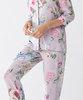 Пижама в цветочек