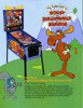 Adventures of Rocky and Bullwinkle and Friends Pinball