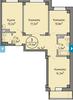 3х комнатная квартира или свой дом