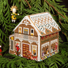 Gingerbread Retreat Cottage  The Victoria Sampler