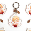 Yuri on Ice Fall Acrylic Charms / Keychain : Yurio