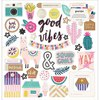 Stickers - CP - Good Vibes - Chipboard