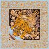 Платки Амурский Тигр и Баба Яга, Sirinbird