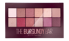 Палетка Maybelline Burgundy bar