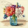 35334-70-DMS Букет из садовых цветов