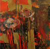 Tapestry Poppies - Nancy Bossert