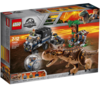 LEGO Jurassic World 75929 Побег в гиросфере от Карнотавра