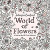 Johanna Basford, World of Flowers